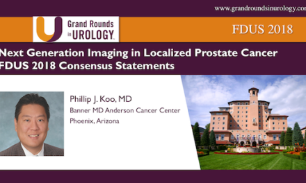 FDUS 2018 – Next Generation Imaging in Localized Prostate Cancer