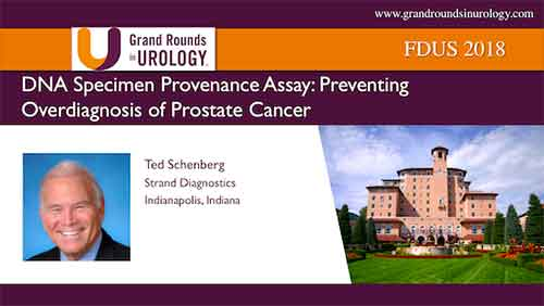 DNA Specimen Provenance Assay: Preventing Overdiagnosis of Prostate Cancer