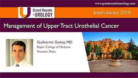 Management of Upper Tract Urothelial Cancer