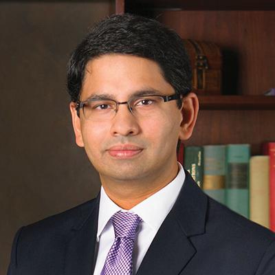 Ashish M. Kamat, MD, MBBS, FACS