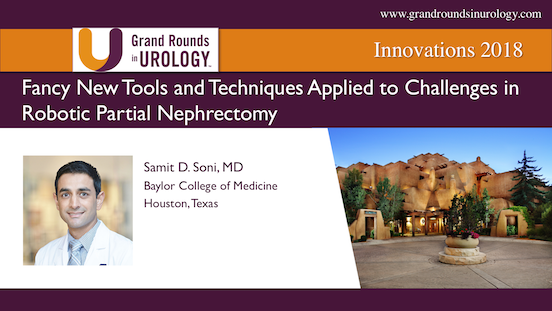Fancy New Tools and Techniques Applied to Challenges in Robotic Partial Nephrectomy