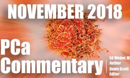 PCa Commentary | Volume 128 – November 2018