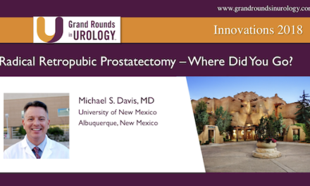 Radical Retropubic Prostatectomy: Where Did You Go?
