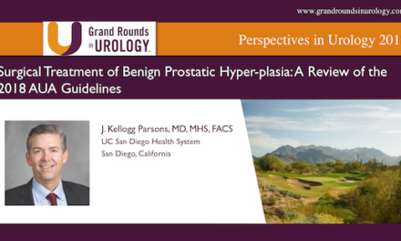 Surgical Treatment of Benign Prostatic Hyper-plasia: A Review of the 2018 AUA Guidelines
