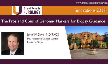 The Pros and Cons of Genomic Markers for Biopsy Guidance