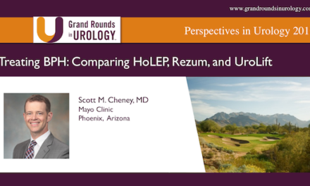 Treating BPH- Comparing HoLEP, Rezum, and Urolift