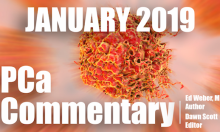 PCa Commentary | Volume 130 – January 2019