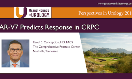 AR-V7 Predicts Response in CRPC