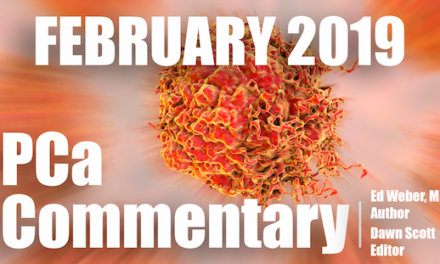 PCa Commentary | Volume 131 – February 2019