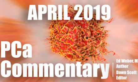 PCa Commentary | Volume 133 – April 2019