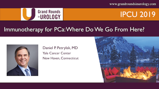 Immunotherapy for PCa: Where Do We Go From Here?