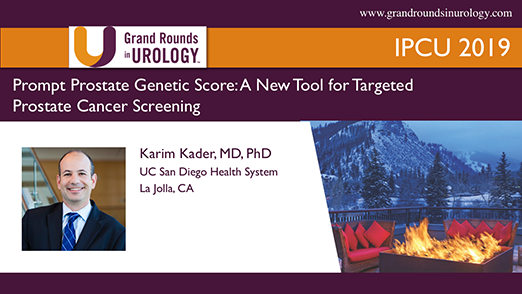 Prompt Prostate Genetic Score: A New Tool for Targeted Prostate Cancer Screening