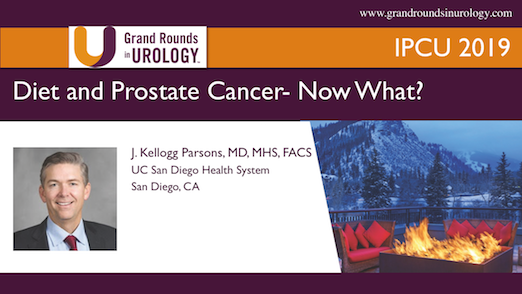 Diet and Prostate Cancer- Now What?