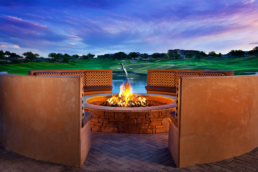 Dreamweavers Canyon - Fire Pit
