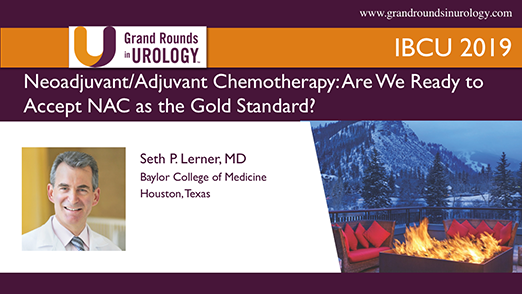 Neoadjuvant/Adjuvant Chemotherapy: Are We Ready to Accept NAC as the Gold Standard?