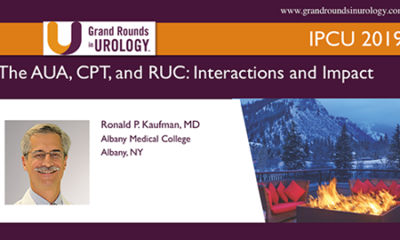 The AUA, CPT, and RUC: Interactions and Impact