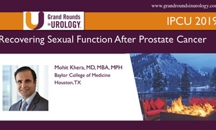 Recovering Sexual Function After Prostate Cancer