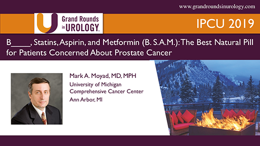 Dr. Mendoza-Valdes - Exercise and Prostate Cancer