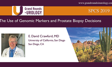 The Use of Genomic Markers and Prostate Biopsy Decisions
