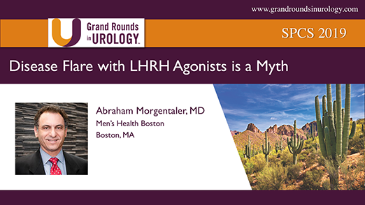 Disease Flare with LHRH Agonists is a Myth