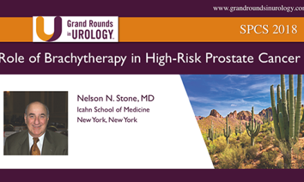 Role of Brachytherapy in High-Risk Prostate Cancer