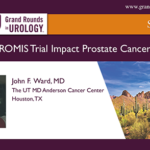 Does the PROMIS Trial Impact Prostate Cancer Screening?