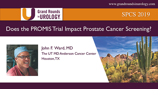 PROMIS Trial Impact Prostate Cancer Screening