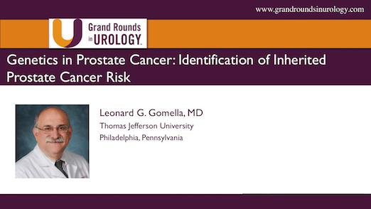 Genetics in Prostate Cancer: Identification of Inherited Prostate Cancer Risk