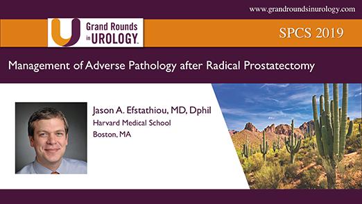 Management of Adverse Pathology after Radical Prostatectomy