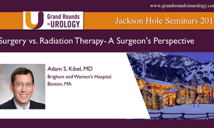 Surgery versus Radiation Therapy – A Surgeon's Perspective
