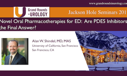 Novel Oral Pharmacotherapies for ED: Are PDE5 Inhibitors the Final Answer?