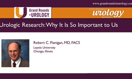 Urologic Research: Why It Is So Important to Us