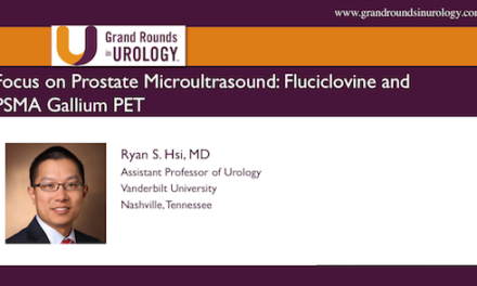 Focus on Prostate Microultrasound: Fluciclovine and PSMA Gallium PET