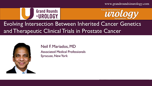 Evolving Intersection Between Inherited Cancer Genetics and Therapeutic Clinical Trials in Prostate Cancer