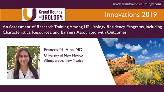 An Assessment of Research Training Among US Urology Residency Programs, Including Characteristics, Resources, and Barriers Associated with Outcomes