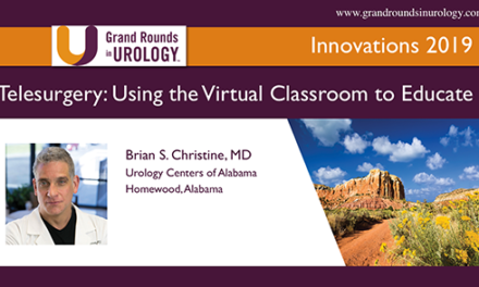 Telesurgery: Using the Virtual Classroom to Educate