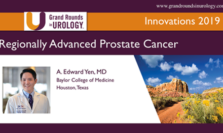 Regionally Advanced Prostate Cancer