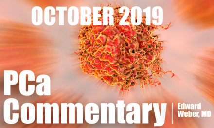 PCa Commentary | Volume 139 – October 2019