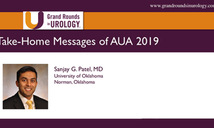 Take-Home Messages of AUA 2019