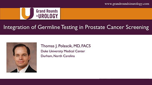 Integration of Germline Testing in Prostate Cancer Screening