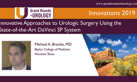 Innovative Approaches to Urologic Surgery Using the State-of-the-Art DaVinci SP System
