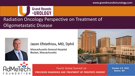 Radiation Oncology Perspective on Treatment of Oligometastatic Disease