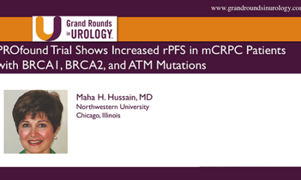 PROfound Trial Shows Increased rPFS in mCRPC Patients with BRCA1, BRCA2, and ATM Mutations