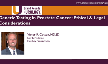 Genetic Testing in Prostate Cancer: Ethical & Legal Considerations