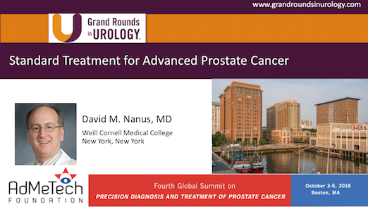 Standard Treatment for Advanced Prostate Cancer