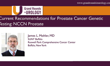 Current NCCN Recommendations for Prostate Cancer Genetic Testing