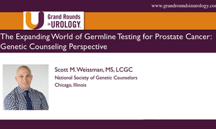 The Expanding World of Germline Testing for Prostate Cancer: Genetic Counseling Perspective