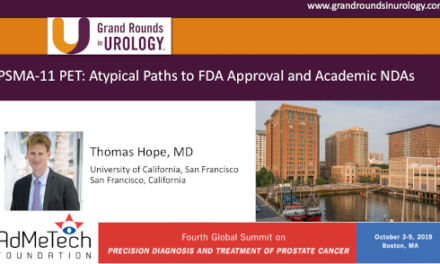 PSMA-11 PET: Atypical Paths to FDA Approval and Academic NDAs