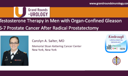 Testosterone Therapy in Men with Organ-Confined Gleason 6-7 Prostate Cancer After Radical Prostatectomy