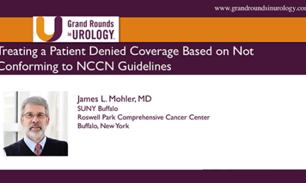Treating a Patient Denied Coverage Based on Not Conforming to NCCN Guidelines